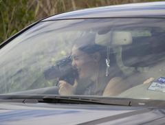 Fotografía en coche