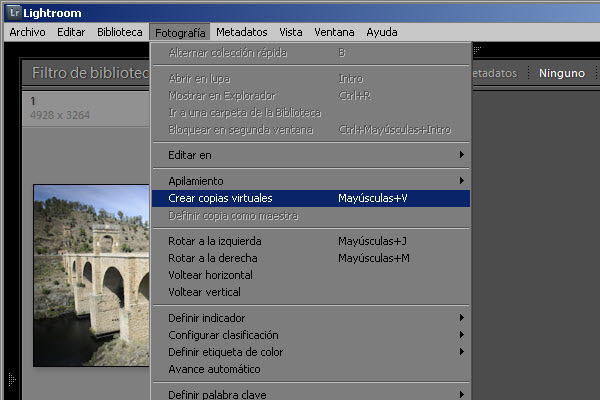 Cómo crear una copia virtual
