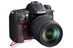 Nikon D7000 - Botones configurables