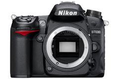 Nikon D7000 - El Interior