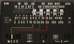 Flash - Controles Modo Automático