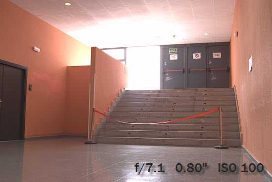Foto sobreexpuesta 4 pasos