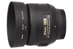 Nikon 35mm F/1.8 G