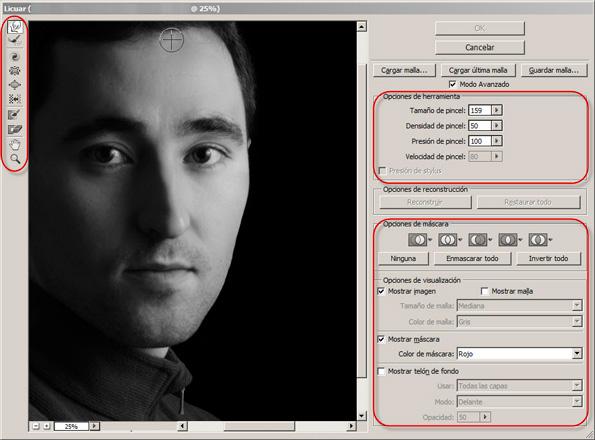 Hazte Un Maestro de la 'Cirugía Digital' Con la Herramienta Licuar de Photoshop