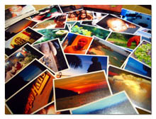 Fotografías impresas