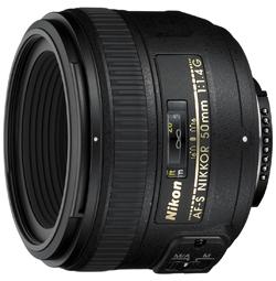Nikkor 50mm f/1.4 AF-S G
