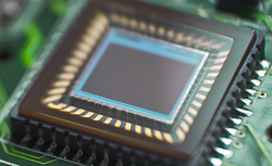 CCD chip