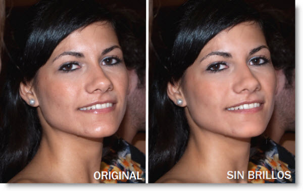 Comparación antes y después