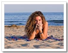 Fotografías retratos en la playa