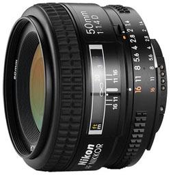 Nikon 50mm AF-D f/1.4