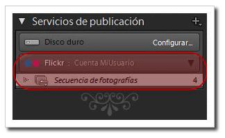 Integra tu Cuenta de Flickr con Lightroom 3