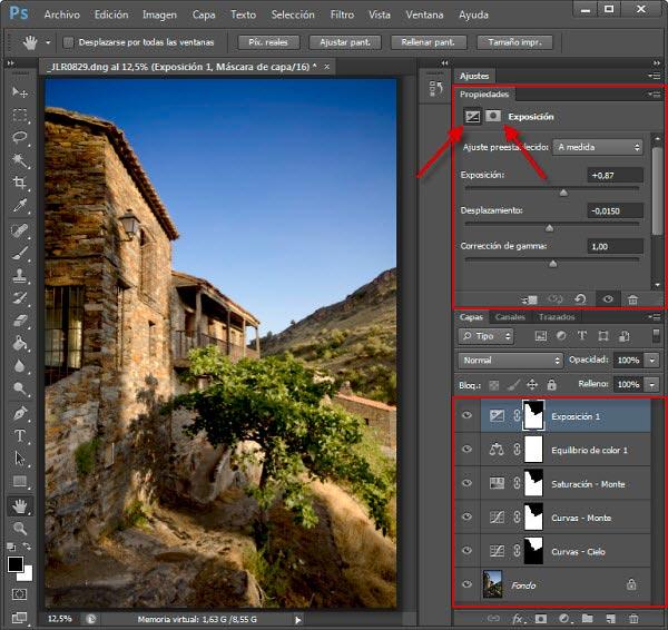 Básicos de Photoshop: Las Capas de Ajuste