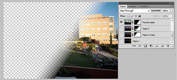 Día y Noche con Photoshop - 1
