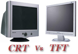 CRT vs TFT