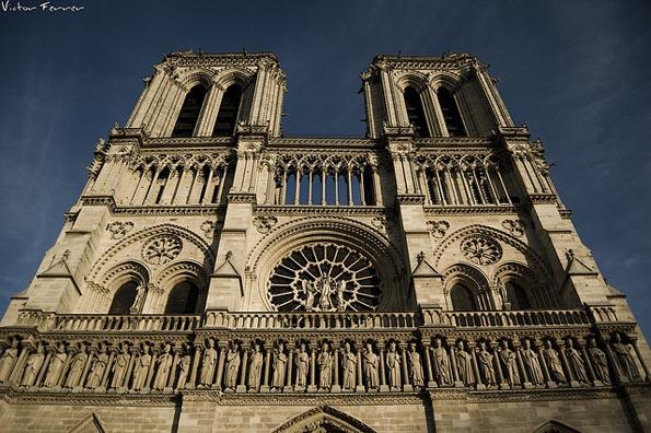 Galería de Víctor Ferrer - Notre Dame