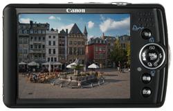 Foto en el LCD de tu cámara