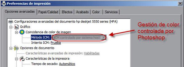 Cómo Trabajar e Imprimir Fotos Con Photoshop Una Vez Calibrado Tu ...