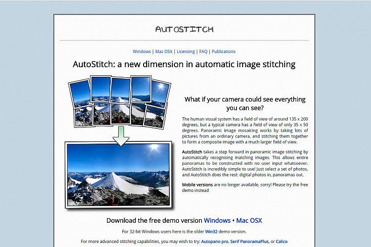 Programa para ver fotos panoramicas 30