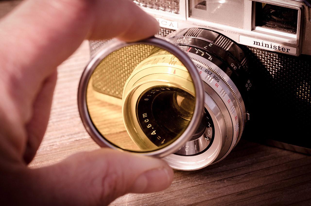 Todo lo que Necesitas Saber sobre Filtros en Fotografía