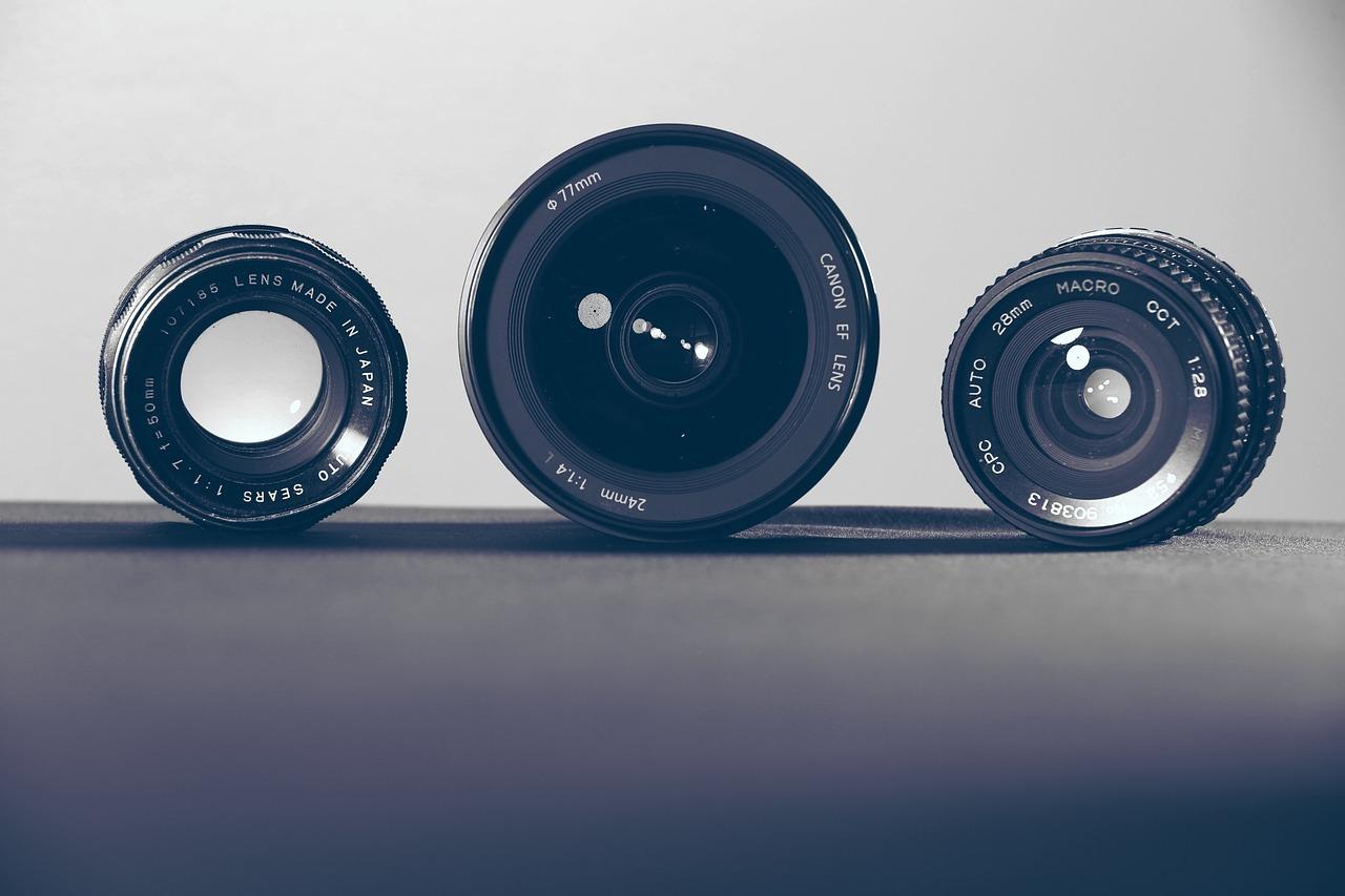 Tipos de Objetivos, Características y Usos