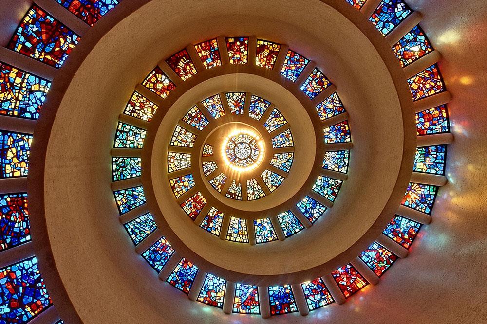 La Belleza Escondida en las Espirales: 12 Fotos de Inspiración en Estado Puro
