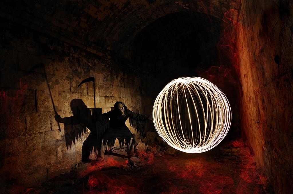 Fotografía Nocturna de Larga Exposición: Making of de una Foto 'de miedo'