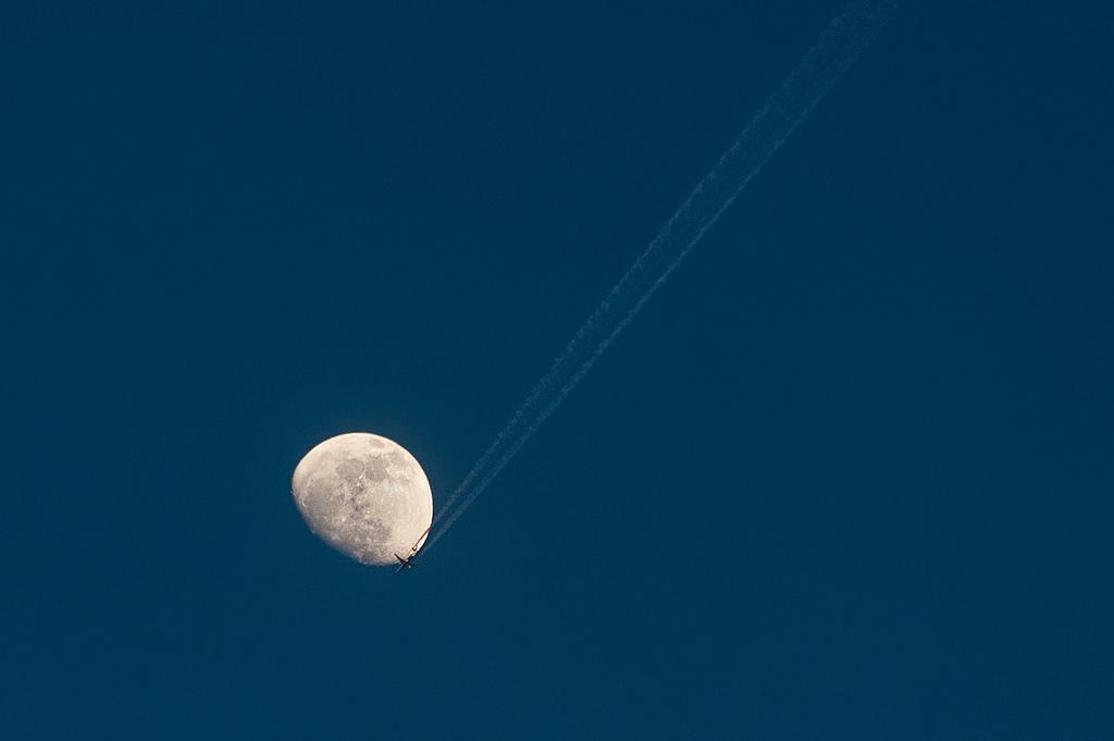 11 Fotos Diferentes de la Luna para Que te Inspires Mirando al Cielo