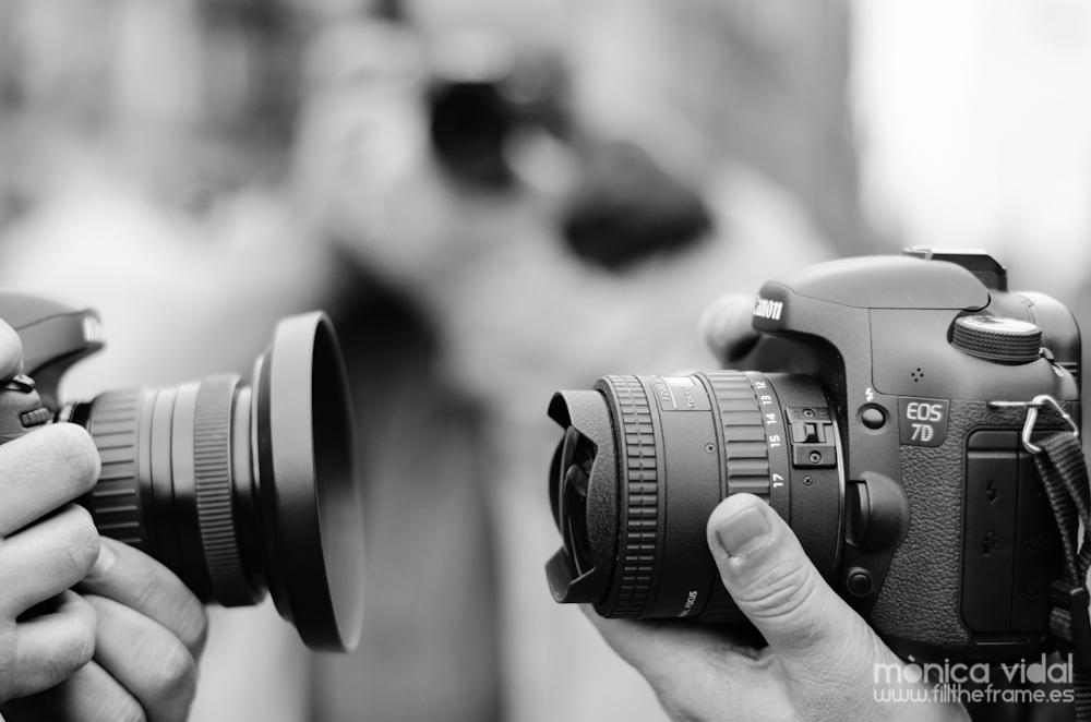 Cómo Vencí la Vergüenza a Disparar Fotos a Cada Instante
