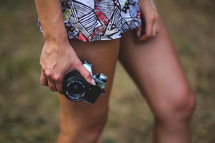 ¿Volver a la Fotografía Analógica para Seguir Aprendiendo?