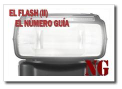 El Flash (II): Midiendo la Potencia a través del Número Guía