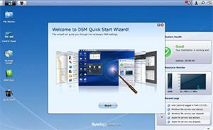 Captura del Sistema Operativo DSM