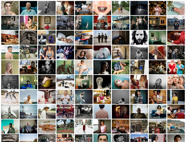 """100 Portraits – 100 Photographers"""