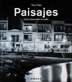 libro de fotografía de paisaje