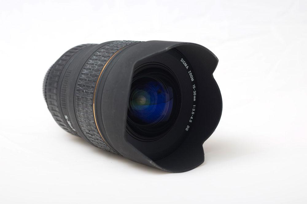Sigma 15-30mm 3,5-4,5: Un Objetivo Angular Resultón y de Bajo Coste