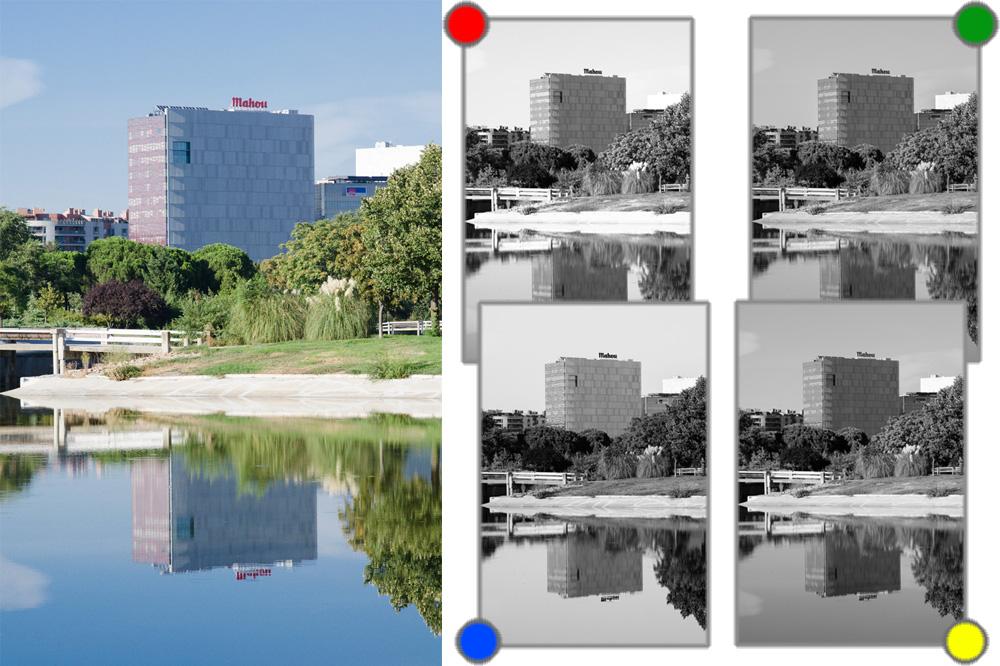 Cómo Simular El Resultado de Los Filtros De Colores En Tus Imágenes En Blanco Y Negro Gracias A Lightroom
