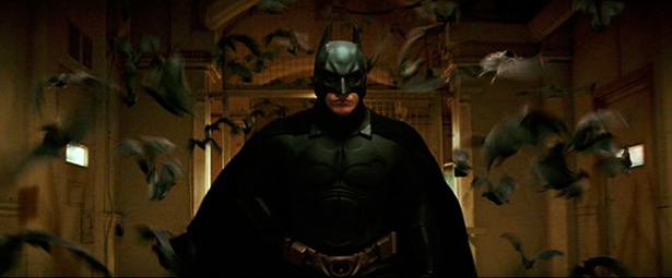 BATMAN BEGINS 615