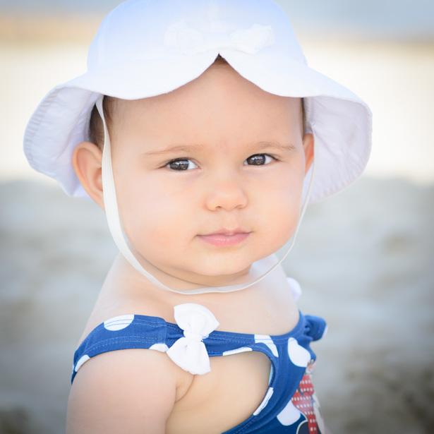 5 Consejos Bebé Playa - ProfundidadDeCampo