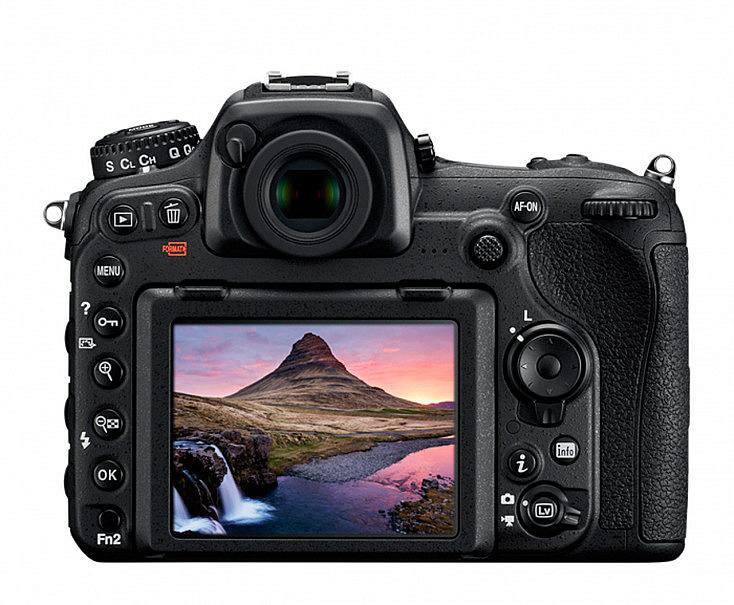 el histograma y la cámara