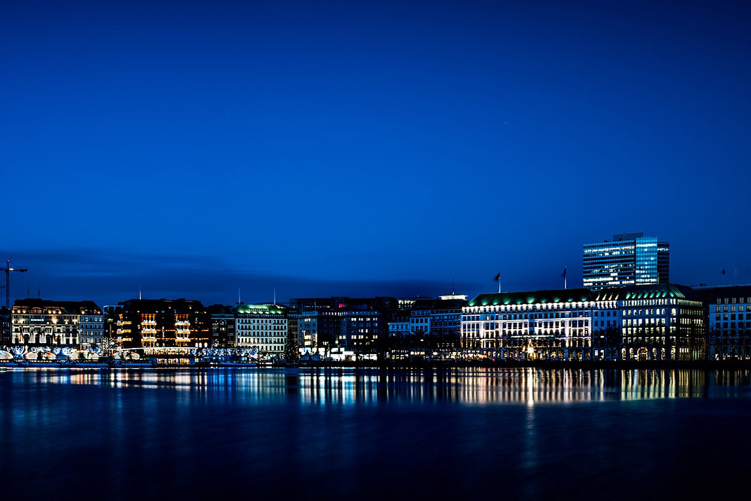 12 Fotos en la Hora Azul para Inspirarte