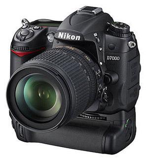 Grip para Nikon d7000 - LF253