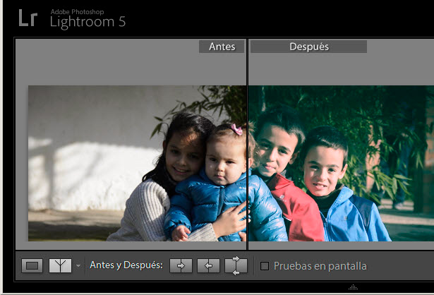 Eficiencia Lightroom - Consejo 6