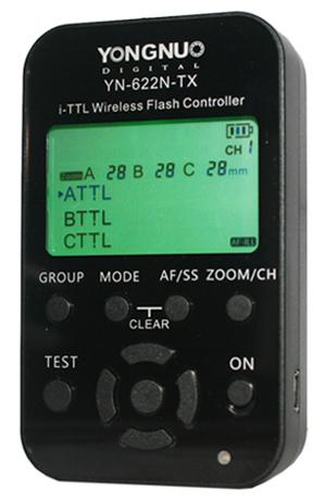Controlador YN-622N-TX
