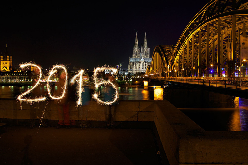 2+0+1+5 Propósitos Fotográficos Para el Nuevo Año 2015
