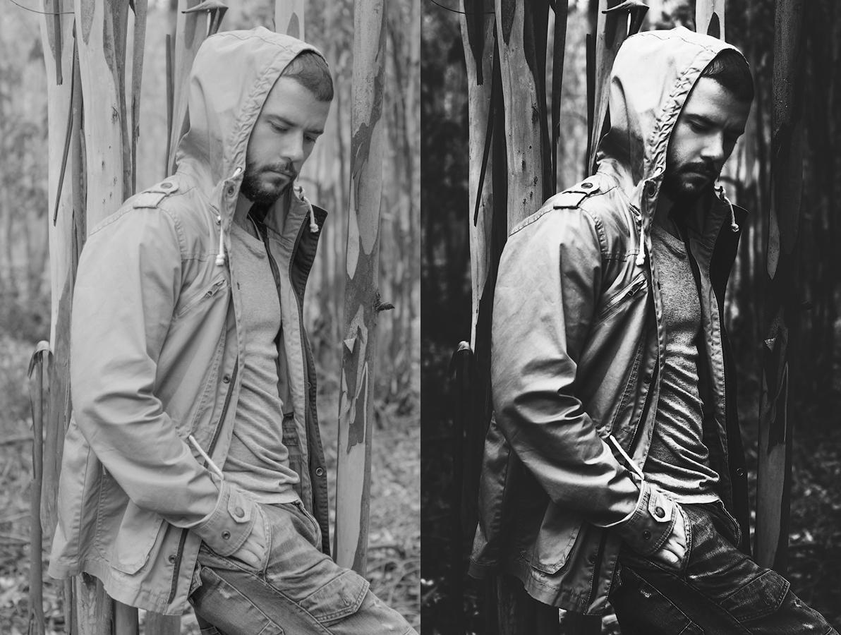 Edición y Ojo Fotográfico: Reflexiones y Cómo Procesé este Blanco y Negro