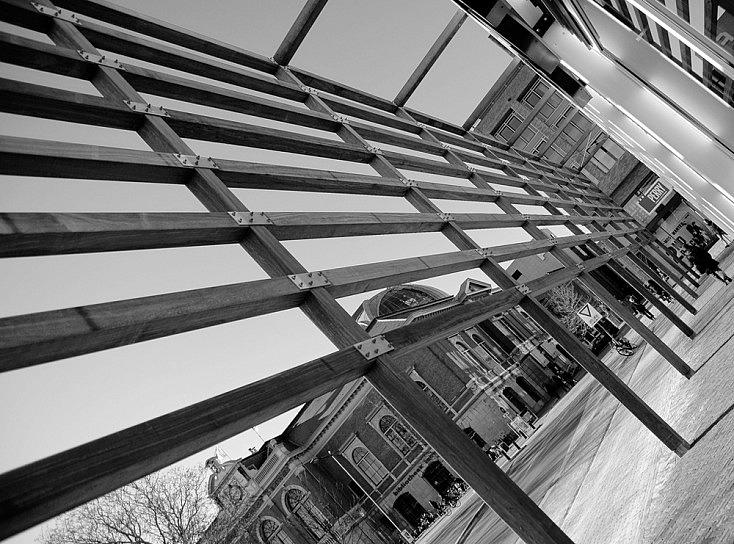 Plano holandés en arquitectura