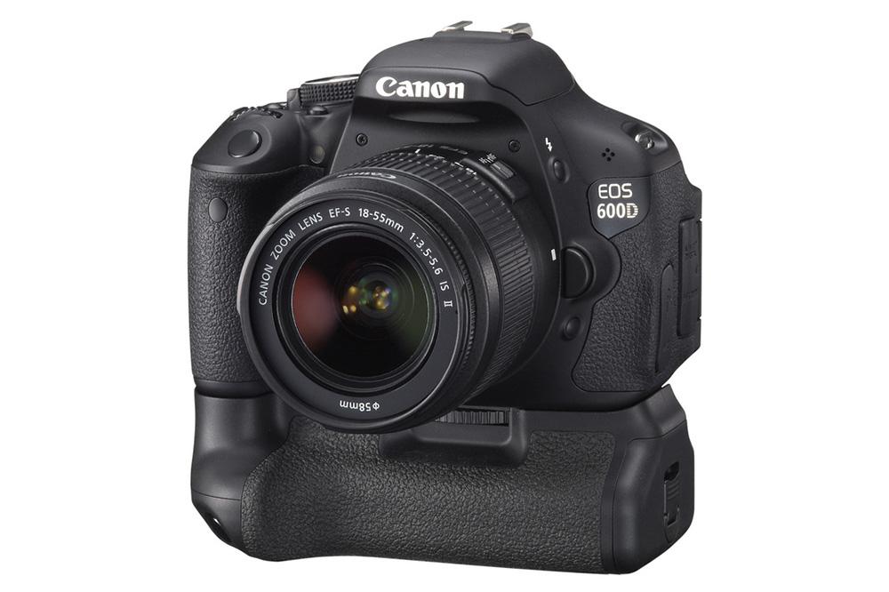 Grip de Canon 600D