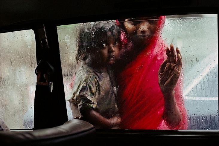 Beggar Girl, Bombay, India, 1993