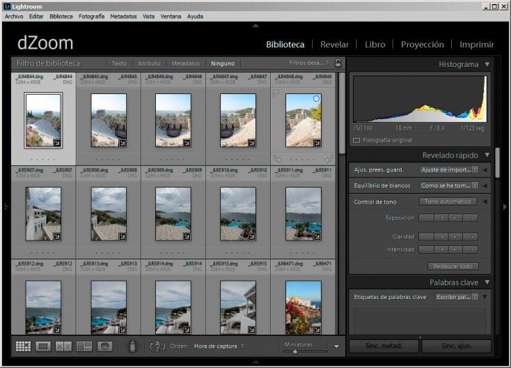 Novedades en Lightroom CC y 6: Crea Impresionantes Fotos Panorámicas Sin Salir de la Aplicación