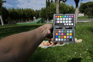 ColorChecker Passport - paisaje