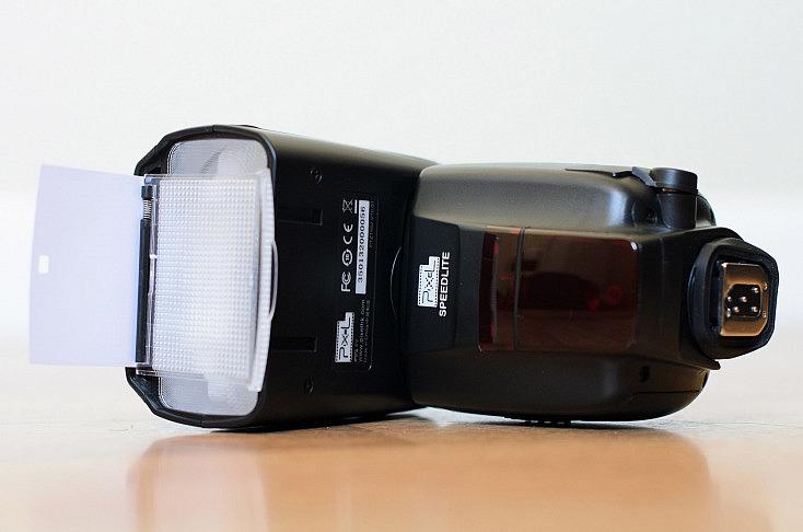 X800N - Antorcha con tarjeta y difusor